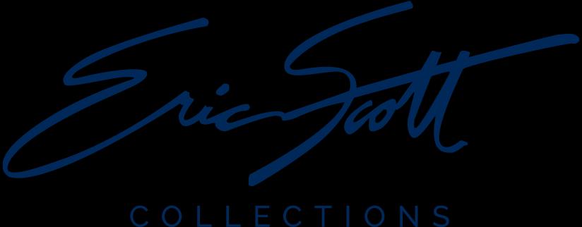 Eric Scott Collections Logo Blue